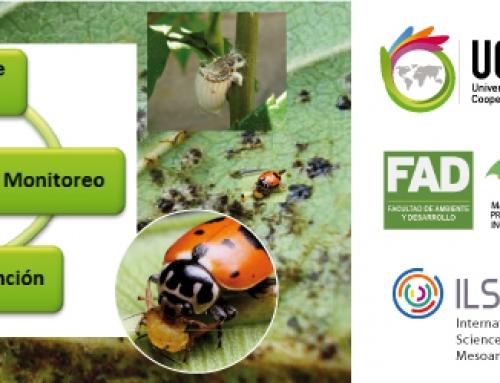 Curso abierto gratuito: Iniciación al Control Biológico e Integrado de Plagas Agrícolas