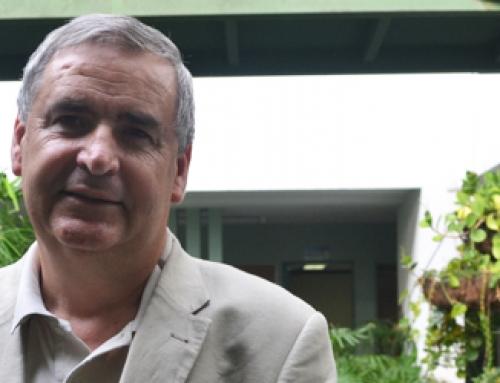 Profesor Joan Antón Mellón visita la Facultad de Ciencias Jurídicas y Sociales de UCI