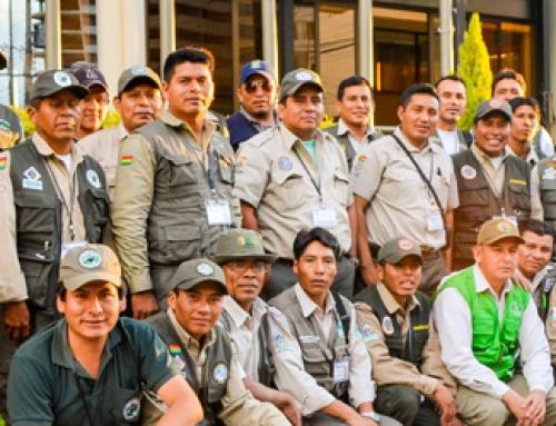 Guardaparques bolivianos participan en segundo curso impartido por ELAP