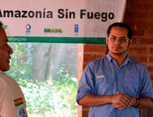 Inicia programa de fortalecimiento de competencias para personal de áreas protegidas de Bolivia.
