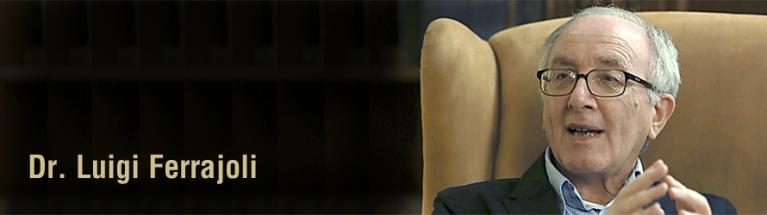 Luigi Ferrajoli Facultad de Ciencias Jurídicas y Sociales