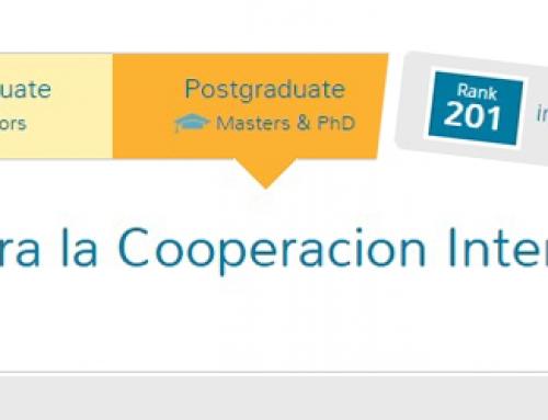UCI entre las mejores Universidades de Latinoamérica