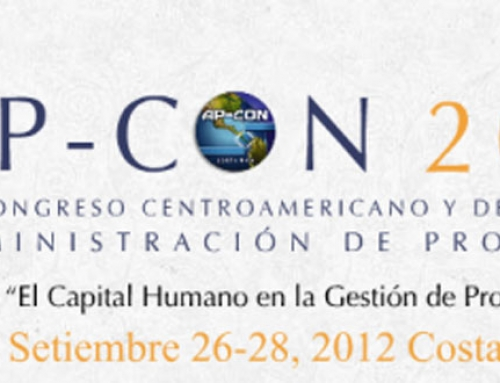 VII Congreso Centroamericano y del Caribe de Administración de Proyectos APCON 2012
