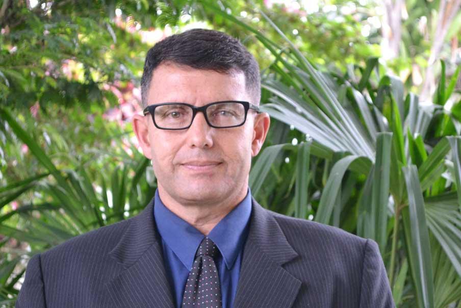 MSc. Mariano Jiménez Zeledón
