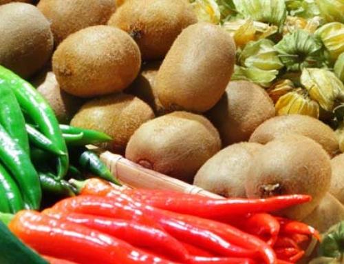 Importancia de la inocuidad de alimentos