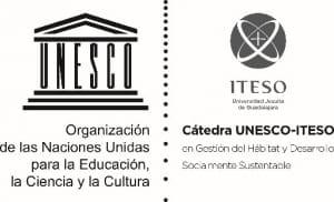 Cátedra UNESCO en Gestión del Hábitat y Desarrollo Socialmente Sustentable - ITESO, Universidad Jesuita de Guadalajara, Jalisco, México.