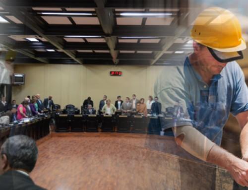 UCI presente en el proceso de la Reforma Procesal Laboral