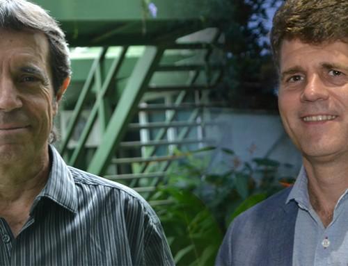 Profesores de la Universidad de Barcelona en las aulas de UCI