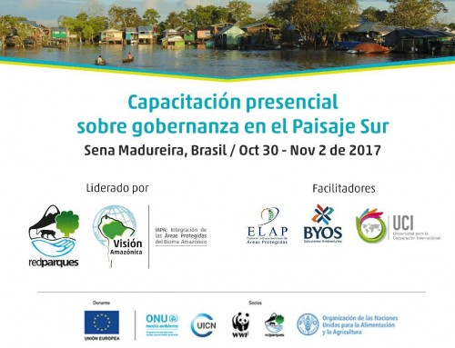 Proyecto de Integración de las Áreas Protegidas del Bioma Amazónico