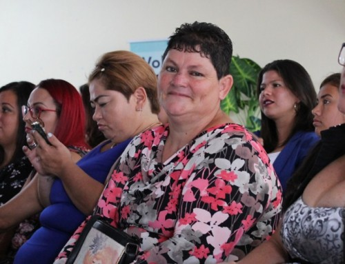 Graduación de más de 230 mujeres entre el IMAS y UCI
