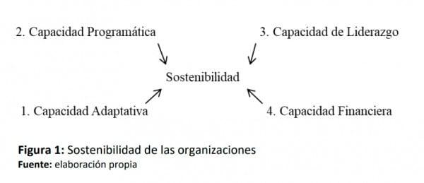 Sostenibilidad de las organizaciones
