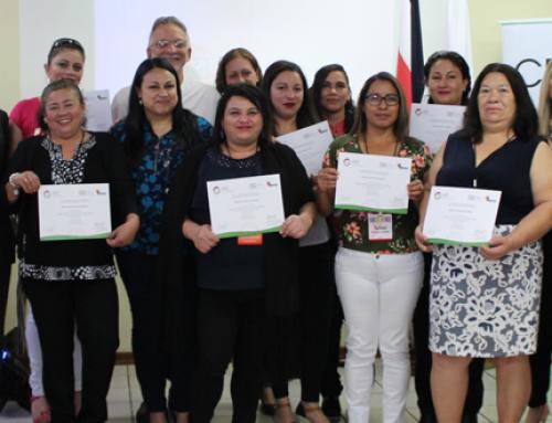 Mujeres emprendedoras fortalecen capacidades productivas y manejo de marcas