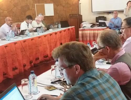 Reunión anual del comité directivo de la Comisión Mundial de Áreas Protegidas